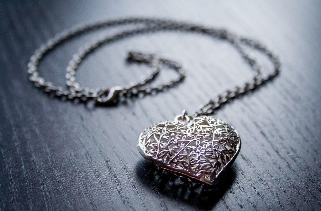 שרשרת לב