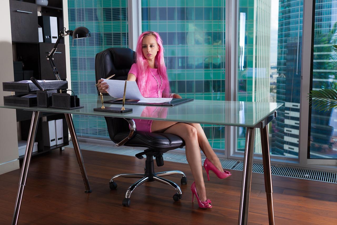 מנהלת משרד