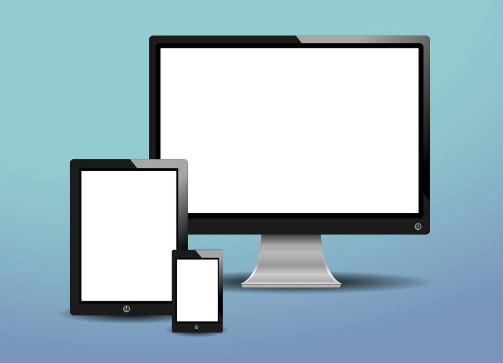 3 מסכים - מחשב,נייד וטאבלט