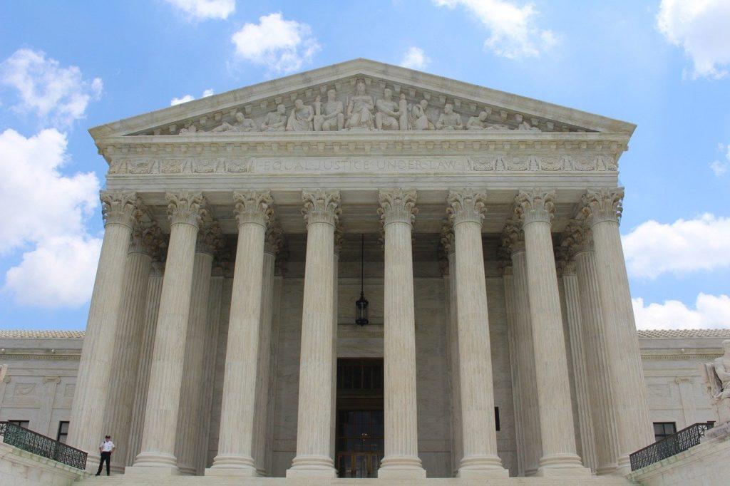 מבנה בית המשפט