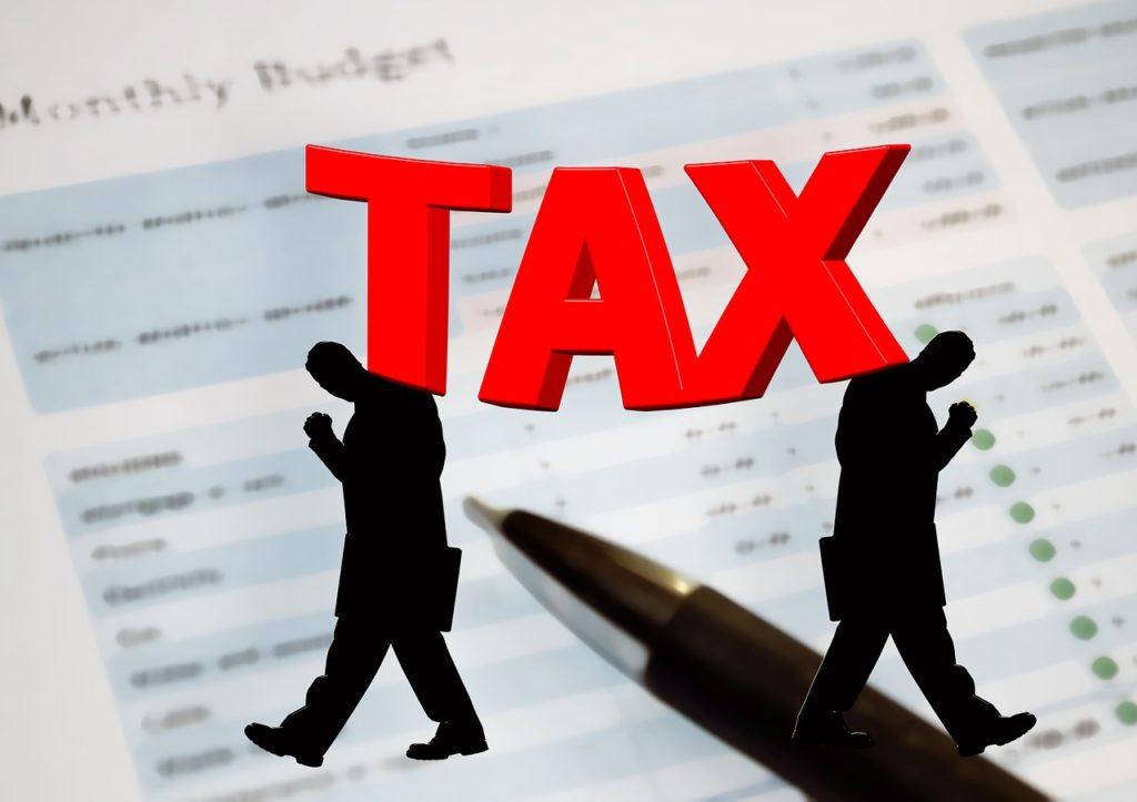 מיסים, אנשים וטפסים
